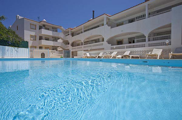 Two apartments for rent at Carvoeiro, Algarve
